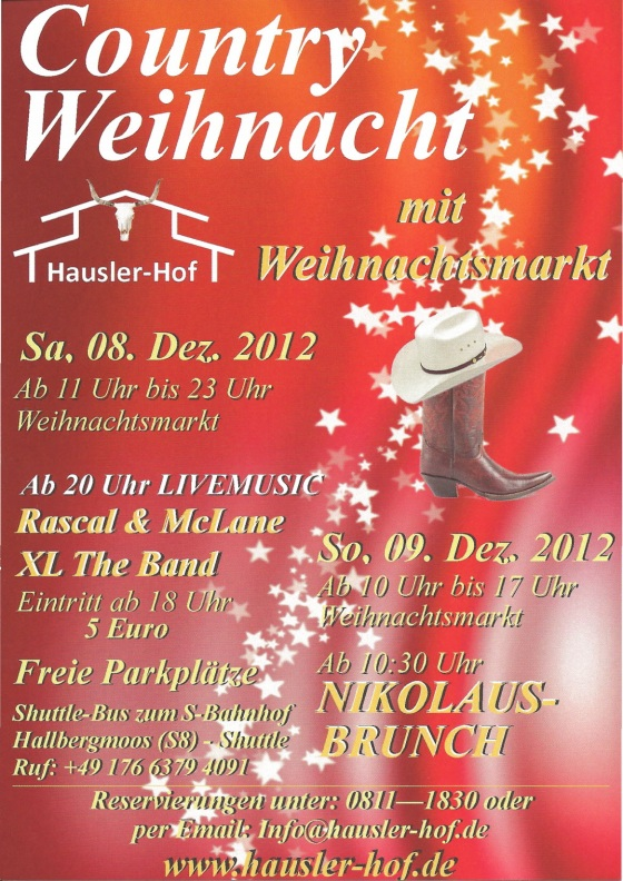 country weihnacht