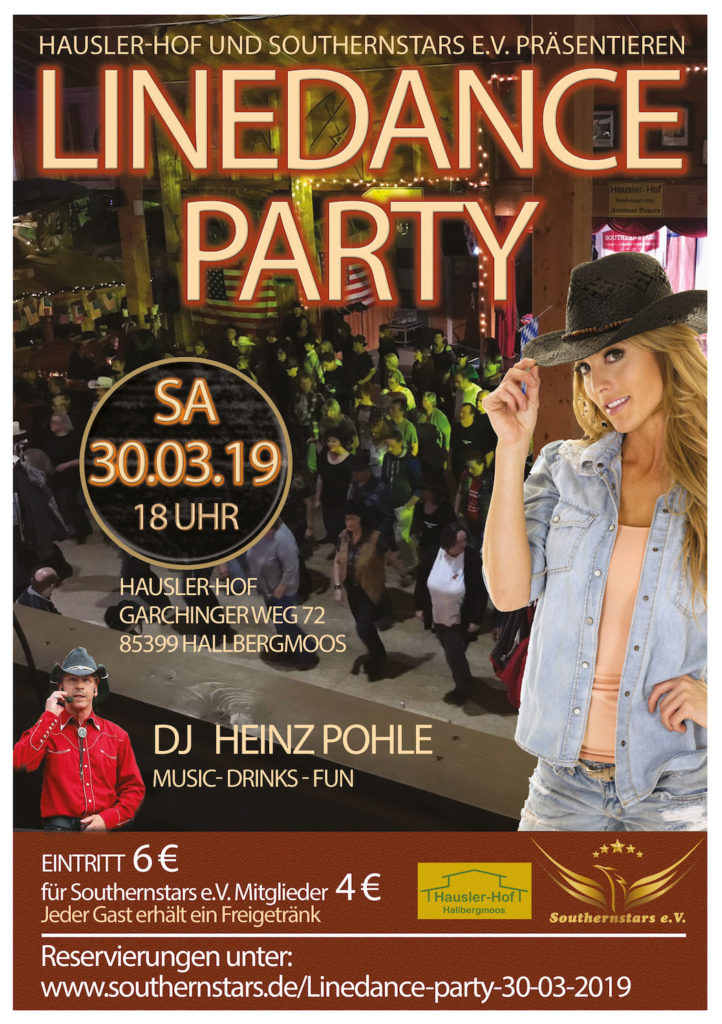 Linedance Party
