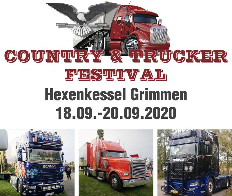 Country & Truckerfestival Hexenkessel Grimmen 2020