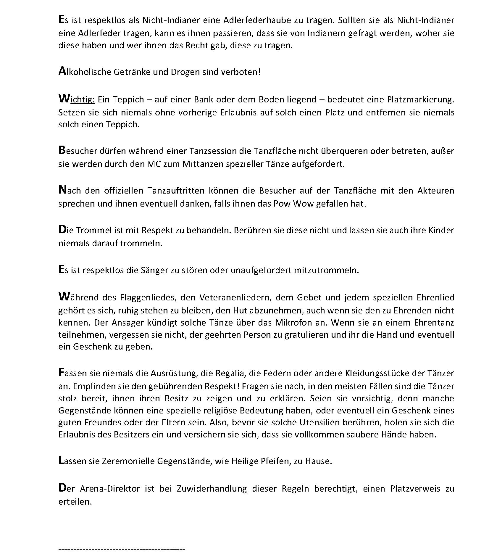 Verhaltensregeln POWWOW_Seite_2-2