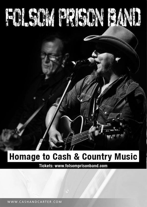 "Koppel Sommer   Open Air    Folsom Prison Band ""Homage to Cash & Country Music"""