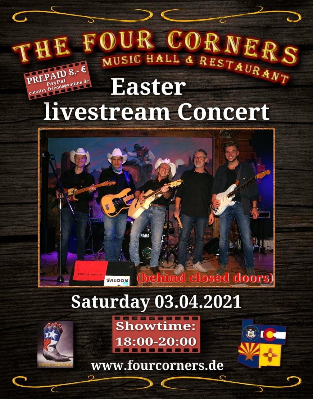 Easter Livestream Concert